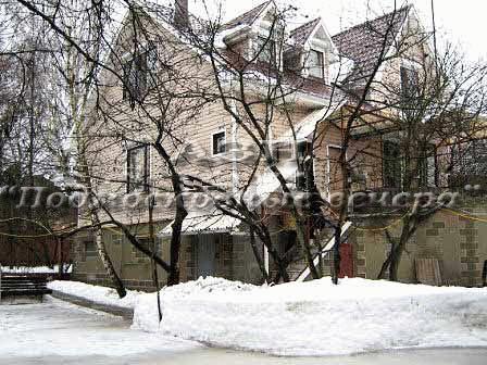 Московская область, Щелковский район, Монино, Центральная улица