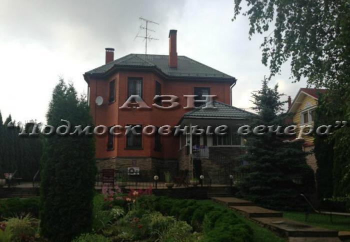 Московская область, Одинцовский район, Таганьково