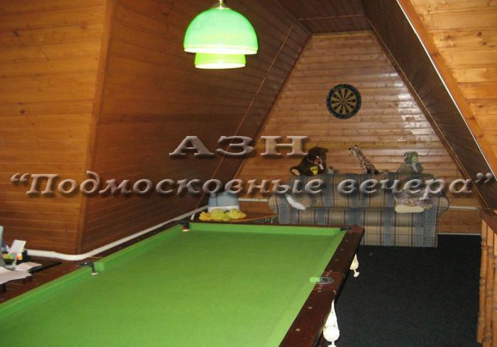 Дом в аренду по адресу Россия, Московская область, Одинцовский район, Палицы