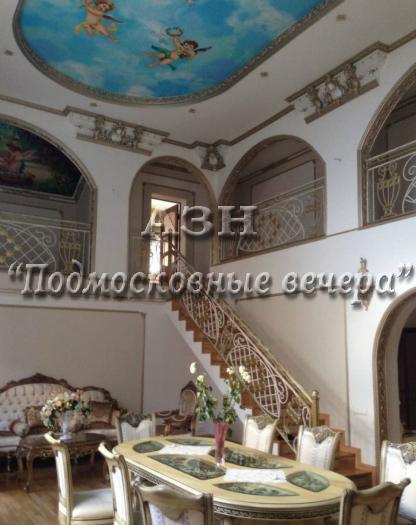 Московская область, Красногорский район, Николо-Урюпино